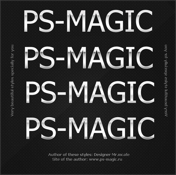 Красивые стили для Web-текста by Mr.mCafe