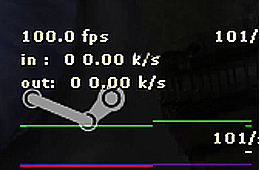 Как сделать 100FPS или как убрать спрайт дыма