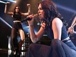 'I want to say THANK YOU': Jessie J gushes over Twitter following a gig at the iTunes Festival as she readies her second album