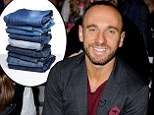 So long, muffin top! Celebrity stylist MARK HEYES reveals his top tips to avoid denim disasters