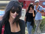She must have a thing for Brits! Gossip Girl star Jessica Szohr steps out with ex-Hollyoaks heart-throb Ricky Whittle