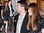 The happy couple: Justin Timberlake and Jessica Biel attended the premiere of his new movie Trouble With the Curve in Los Angeles on Wednesday night