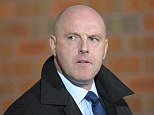 Missed the target: Steve Kean was told he had to earn 16 points from Blackburn's first 7 games - they only got 14