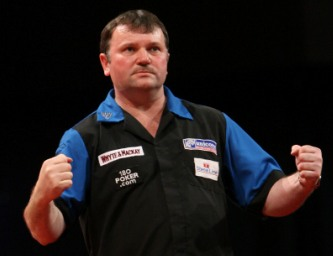 Terry Jenkins - 2010 Whyte & Mackay Premier League Darts (Lawrence Lustig, PDC)