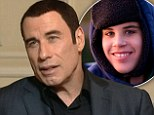 John Travolta wanted to quit acting after son's death