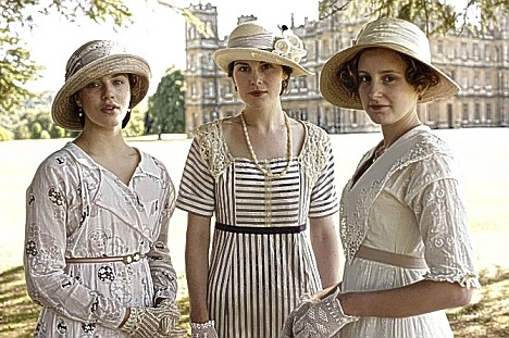 Bafflement: The Ladies of Downton Abbey