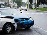 The number of car crashes has declined, while suicides have increased
