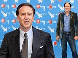 Nicolas Cage sued by former security guard who claims he was fired without good reason
