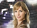 Consumed: New Strictly judge Darcey Bussell said she couldn't risk lifting her daughters for fear of injuring her back