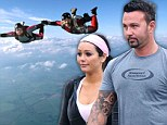 High flying proposal! JWoww and boyfriend Roger Matthews 'got engaged after sky dive'