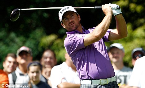 Playing away: McDowell will make up the European team who travel to Medinah