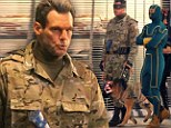 We salute you! Jim Carrey soldiers through filming of Kick-Ass 2 as he joins the superhero cast playing Colonel Stars