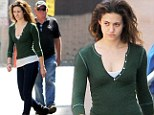 Bare-faced cheek! Emmy Rossum goes make-up free on set of Shameless... and doesn't look happy about it