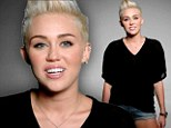 Miley Cyrus wears her beloved Daisy Dukes for star-studded Rock the Vote PSA