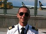 The unemployed 32-year-old man posed as a pilot and joined cabin crew in a plane cockpit. He has been arrested by Italian police