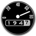 Image:LA Noir Achievement Icon Miles On The Clock.png