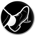 Image:LA Noir Achievement Icon Lead Foot.png