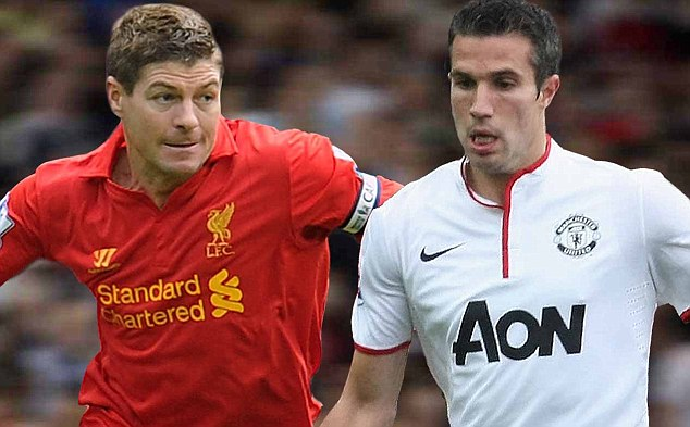 Clash of the titans: Liverpool host Manchester United at Anfield to start Sunday's action