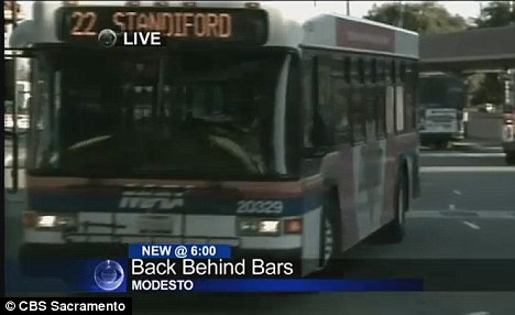 Public: Long was on a Modesto city bus when he allegedly assaulted the girl after making crude comments to her