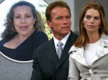 I told the therapist 'it's true': Arnold Schwarzenegger recalls the moment he came clean to Maria Shriver about love child