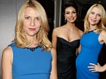 Claire Danes looked great on the red carpet in Hollywood on Saturday