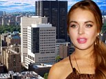 Lindsay Lohan rushed to hospital with lung infection