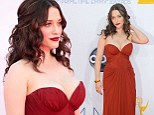 Actress Kat Dennings