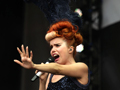 Walk Onstage With Paloma Faith