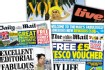 £53.50 instead of £66.90 (from the Daily Mail) for a 3 month subscription to Daily Mail & Mail on Sunday – save 20%