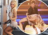 Pamela Anderson sets temperature rising in a miniscule dress on DWTS... but it can't save her from bottom of the leaderboard