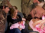 Levi Johnston speaks about the birth of his second child, a girl named Breeze Beretta, born on September 12th