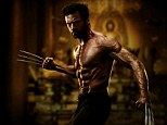 Aroo! High Jackman looks menacing in the first official shot of him as the Wolverine in the new film