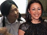 Spiked: Ann Curry, pictured, was 'totally game' to make fun of her departure from Today