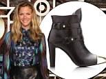 Chloë Moretz's brogues or Brooklyn Decker's booties? A-list stars turn shoe designers for Stuart Weitzman