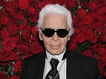 Things my mother told me: Designer Karl Lagerfeld says his mother wasn't particularly encouraging when he became interested in fashion at an early age