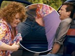 Ouch! Melissa McCarthy kicks Jason Bateman where it hurts in hilarious new trailer for Identity Thief