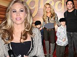 Real Housewives star Adrienne Maloof's estranged husband granted two supervised visits with former couple's children