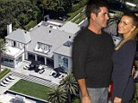 The X Factor mogul employed a 'house healer' to purge negative energy from his £15m Beverley Hills mansion
