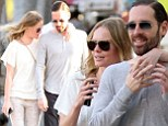 'Big Sur' actress Kate Bosworth and her husband Michael Polish out and about in Los Angeles, CA.