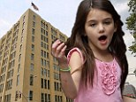 A second language already! Six-year-old Suri Cruise 'learning Mandarin Chinese' at her new $40,000-a-year school