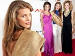 'I had a very similar experience': AnnaLynne McCord opens up about sexual assault as she hosts human trafficking charity gala