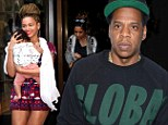 Beyoncé is NOT pregnant: Jay-Z denies claims wife is expecting second child