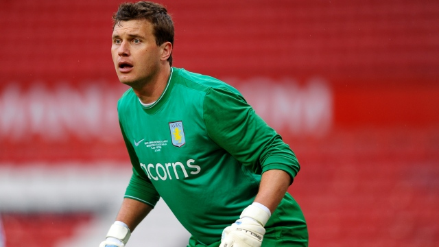 Andy Marshall rejoins Villa
