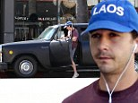 Taxi please! Shia LeBeouf takes his classic 1975 Checker Marathon car out for a spin during a morning coffee run