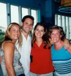 Shannon, Matt, Ashley, and Margaret.