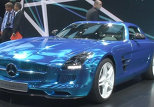 Paris Motor Show Showcases Race Cars, Hybrids and New Electric Cars