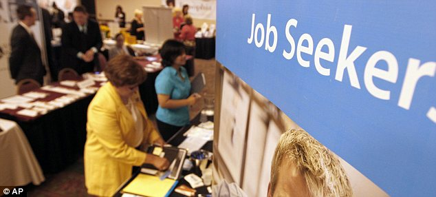 The jobs problem: The poverty rate is closely tied to the unemployment numbers in the U.S.