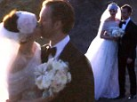 Wedding bells! Anne Hathaway marries Adam Shulman in picturesque Big Sur ceremony