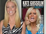 Kate Gosselin tell all