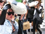 Refusing to face the music! Amanda Bynes tries to keep a low profile after 'staying in cupcake shop restroom for up to two hours'